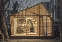 Garden | shed / by Sarah Chudleigh
