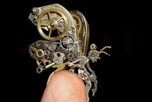 Steampunk-ish / The challenge of history is to recover the past and introduce it to the present.  ~David Thelen / by Rayya al-Zahra'