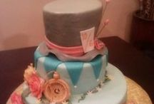 My Cake creations- StarLit Cakes / Cakes and cupcakes / by Margie Morelos-Galvan