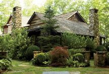Craving A Cabin / by Pam O'Connell
