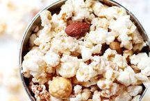 Food | Popcorn / by Sarah Chudleigh