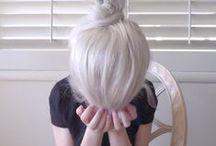 hair ! / by Kaylie Weems