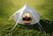 Holidays | Camping it up / by Sarah Chudleigh