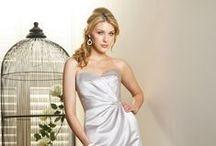 JASMINE BELSOIE & B2 BRIDESMAID DRESSES