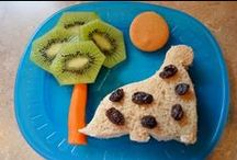 Healthy Thinkers / Healthy, kid-friendly recipes and exercises.