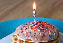birthday party ideas / by Melody Hanna
