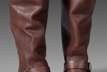 Shoes and Boots / by Nora Seamster