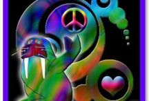 Peace stuff  / by Jackie Stoliby