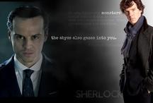 Sherlock!!! / by Lisette Lerma