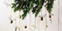 Weihnachten DIY / Weihnachtliche DIY Ideen und Inspirationen für kreative Weihnachten.