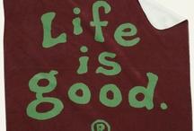 Life is good Wish List