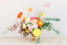 Blumen Dekoration