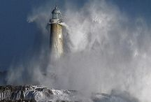 Lighthouses. Towers. / by Shari