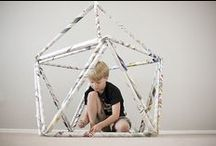 Forts / We love forts. Weekly fort inspiration at All for the Boys on #fortfriday http://www.allfortheboys.com/home/tag/fort-friday / by Allison Waken