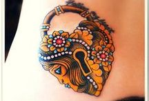 I'm ready for some new ink! / by Margie Morelos-Galvan