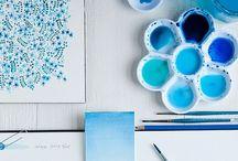 Blau & Grün