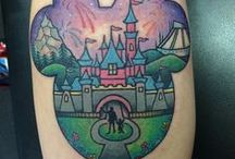 Disney Inkspiration / Inspiration for future Disney tattoos / by Elizabeth Young