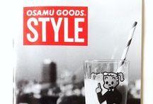 OSAMU GOODS ® & Osamu Harada