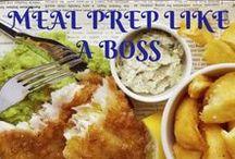Meal prep like a boss