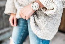 Winter Fashion / Women's winter fashion outfit ideas