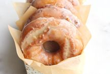 Doughnuts / Whether it's for breakfast or dessert, these doughnut recipes all look delicious.