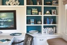 Favorite Office Spaces / by Sweet Southern Media / Courtney Kirkland