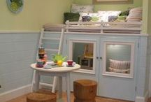 Children's Spaces (Bedrooms & Playrooms) / by Sweet Southern Media / Courtney Kirkland