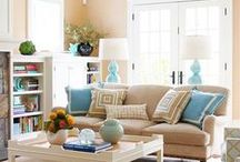 Favorite Living Spaces / by Sweet Southern Media / Courtney Kirkland