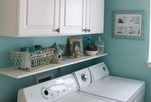 Favorite Laundry Spaces / by Sweet Southern Media / Courtney Kirkland