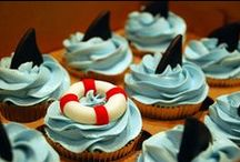 Food: Cupcakes & Cake / by Sweet Southern Media / Courtney Kirkland