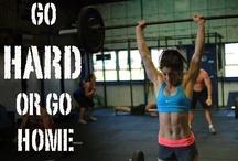 Fitness <3 / by Stephanie Abbott
