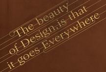 Favorite Designer Quotes