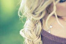 ħᎯίર ȘτϓιεȘ / I'm a blonde. / by Shelly Mackey