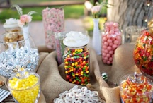 The Hostess With The Mostest / Ideas I would like to use for gatherings, birthday parties, bbq's.... / by Erin DeSotel