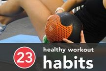 Fitness + Health / workout plans and helpful nutrition guides