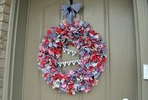 Wreath-Crazed / by Erin DeSotel