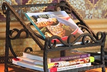 Kitchen Accessories Foodies Love / Popular items with foodies from Timeless Wrought Iron. Great gift & treat yourself ideas!