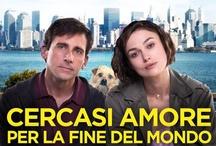Cercasi Amore Per La Fine Del Mondo / #KeiraKnightley e #SteveCarell sono i protagonisti di questa commedia...apocalitticamente divertente! Dal 17 Gennaio 2013 al #cinema!