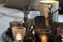 holidays: Christmas decor / by Brandy J