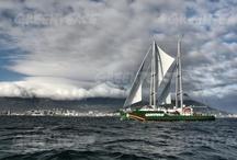 Greenpeace Ships / by Greenpeace