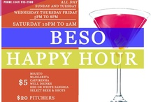 Happy Hour at Beso