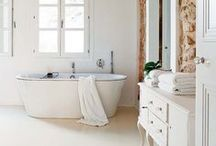 Inspiring Bathrooms / Fresh and Inspiring #decoration and #design ideas for #bathroom