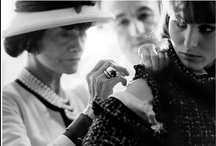 The Chanel World / Glitterati Incorporated explores Chanel, the French house of high fashion, in conjunction with Douglas Kirkland in his title Coco Chanel: Three Weeks/1962, which records his experience with the iconic designer. / by Glitterati Incorporated