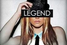 Britney Spears - A LEGEND! / by Ola Grabowska