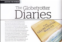 The Globetrotter Diaries / by Glitterati Incorporated