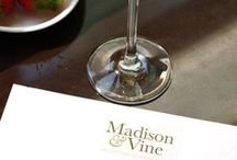 Madison & Vine at the Library Hotel / To make a reservation, please call (212) 867-5535