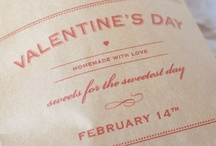 Keeping it simple & sweet for Valentine's Day / Either you love it or hate it....at the end of the day, it's still fun!