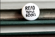 Cool Literary Stuff! / Cool stuff that inspires us, all posted by Pinterest users! / by Glitterati Incorporated