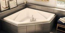 AKER by MAAX / Built to Perform  #bathtub #shower #tubshower