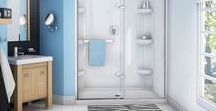 MAAX - Shower Doors / Feature our most stylish and innovative #shower doors